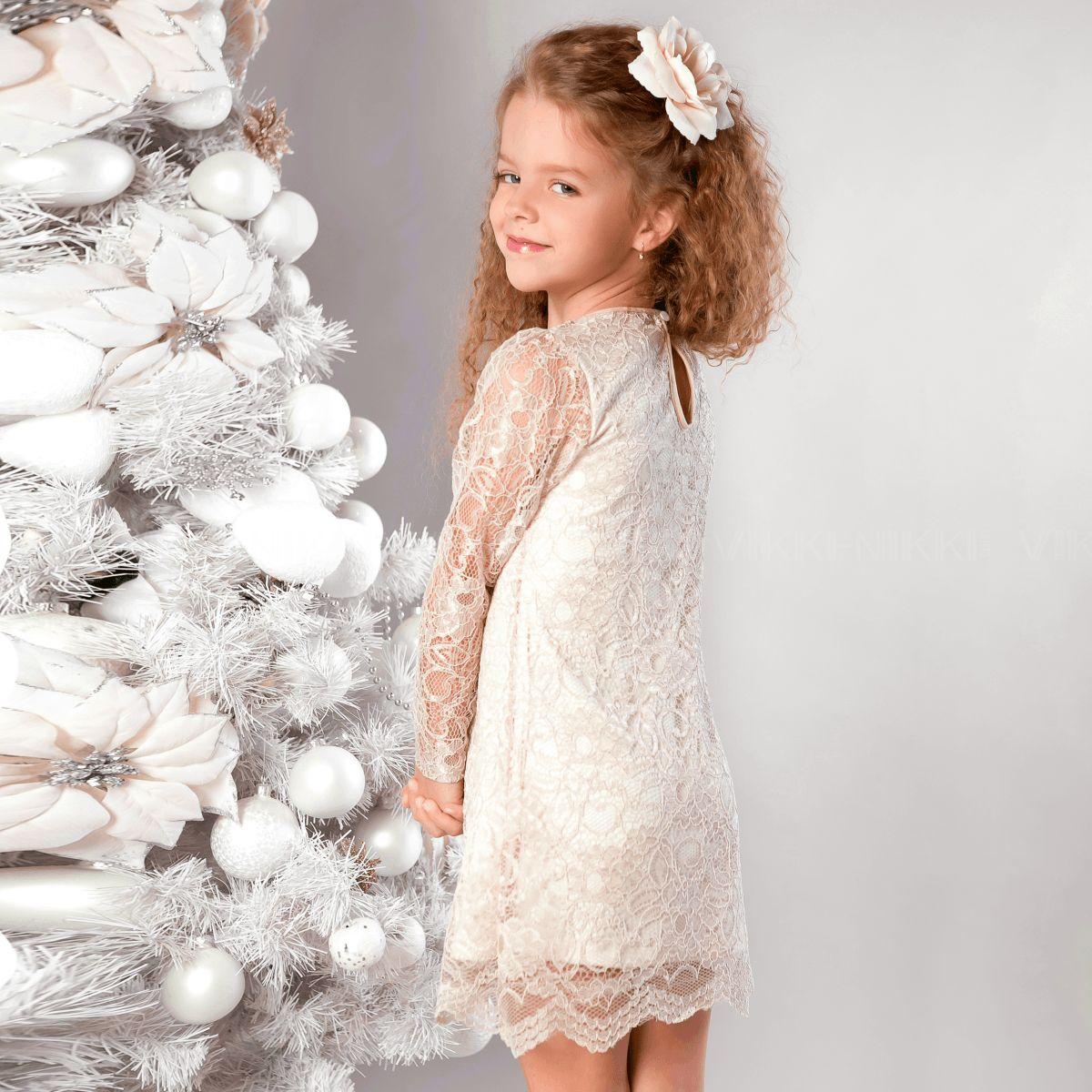 Купить Детское Платье В Москве Недорого